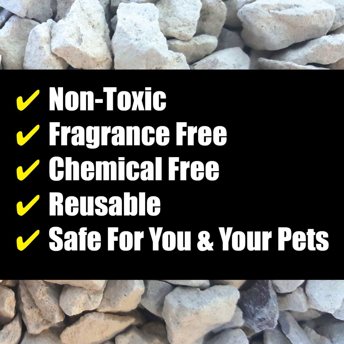 Odor Eliminator for Basements & Garages