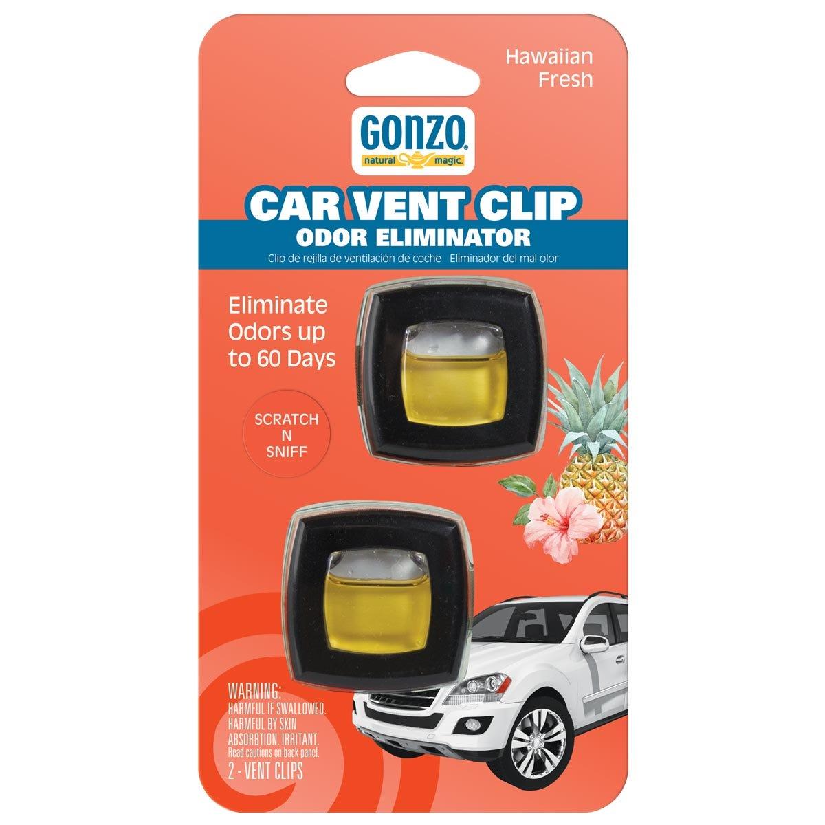 Car Vent Clip Odor Eliminator