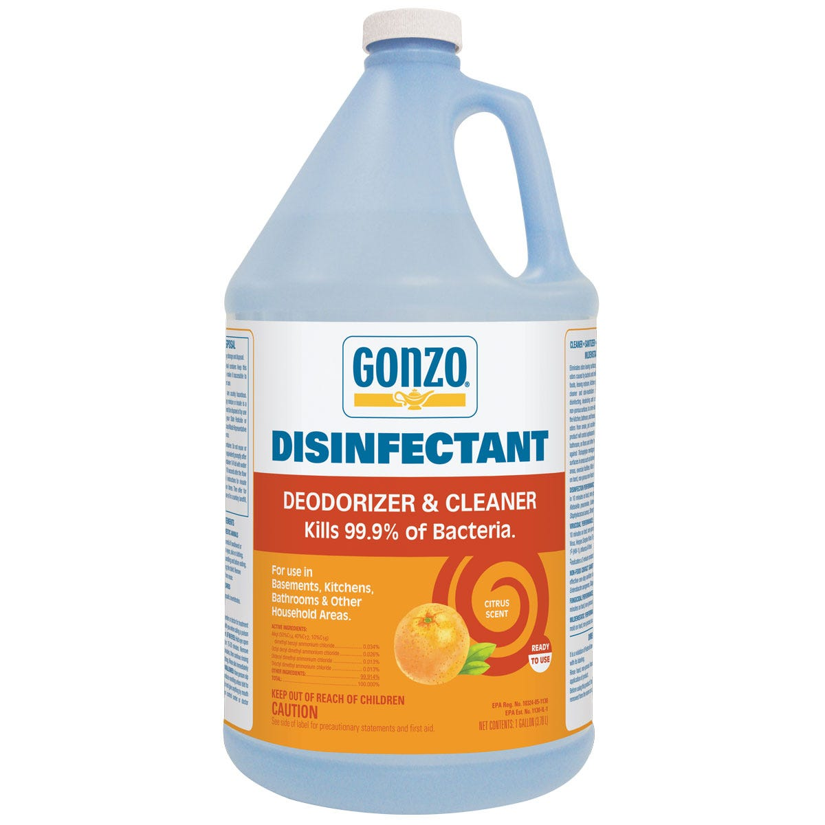 Citrus Disinfectant Odor Eliminator