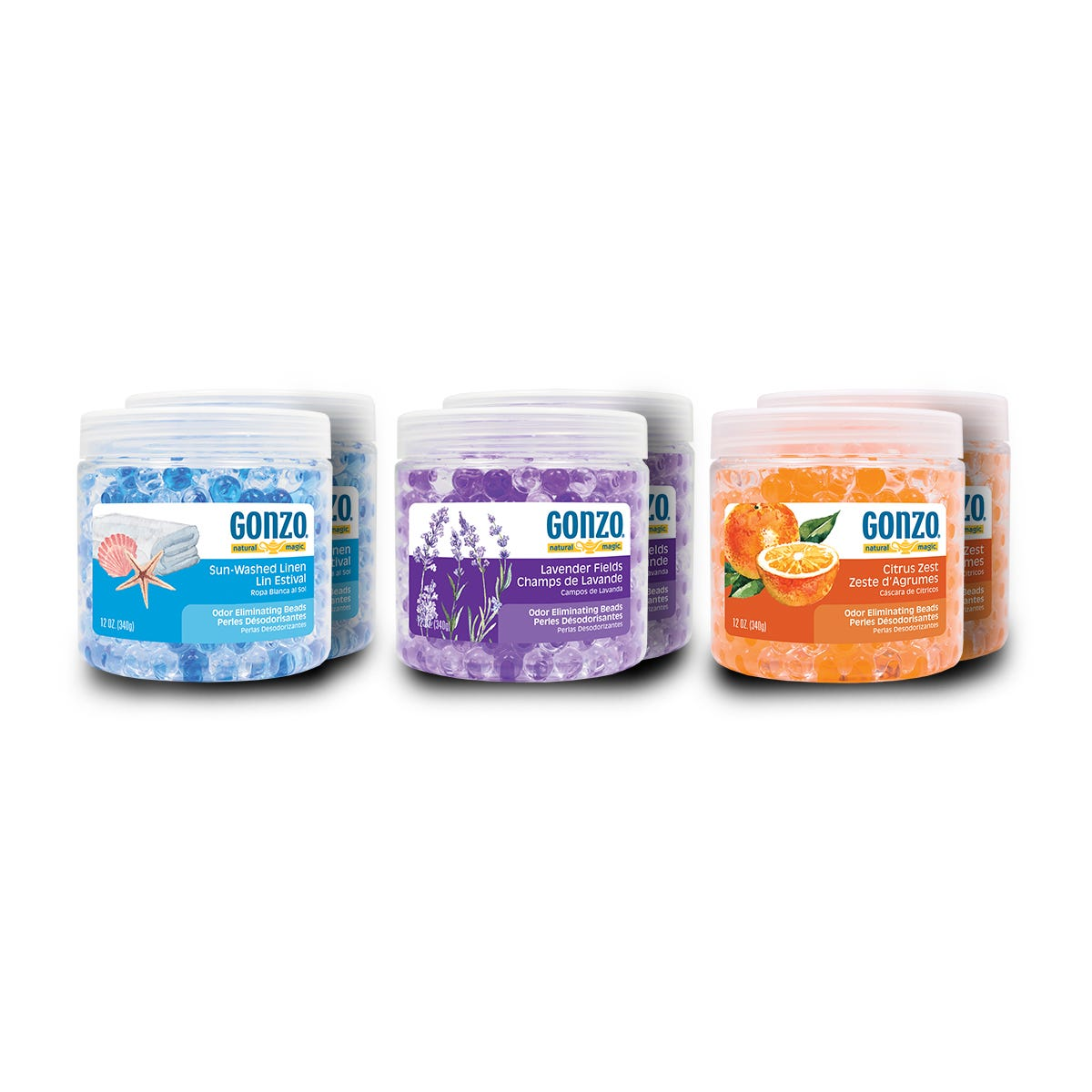 Fresh Smelling Home - Beads Pack