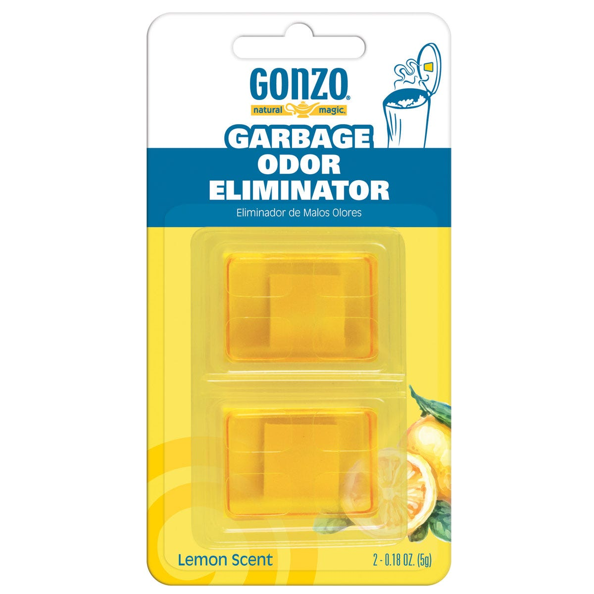 Garbage Odor Eliminator