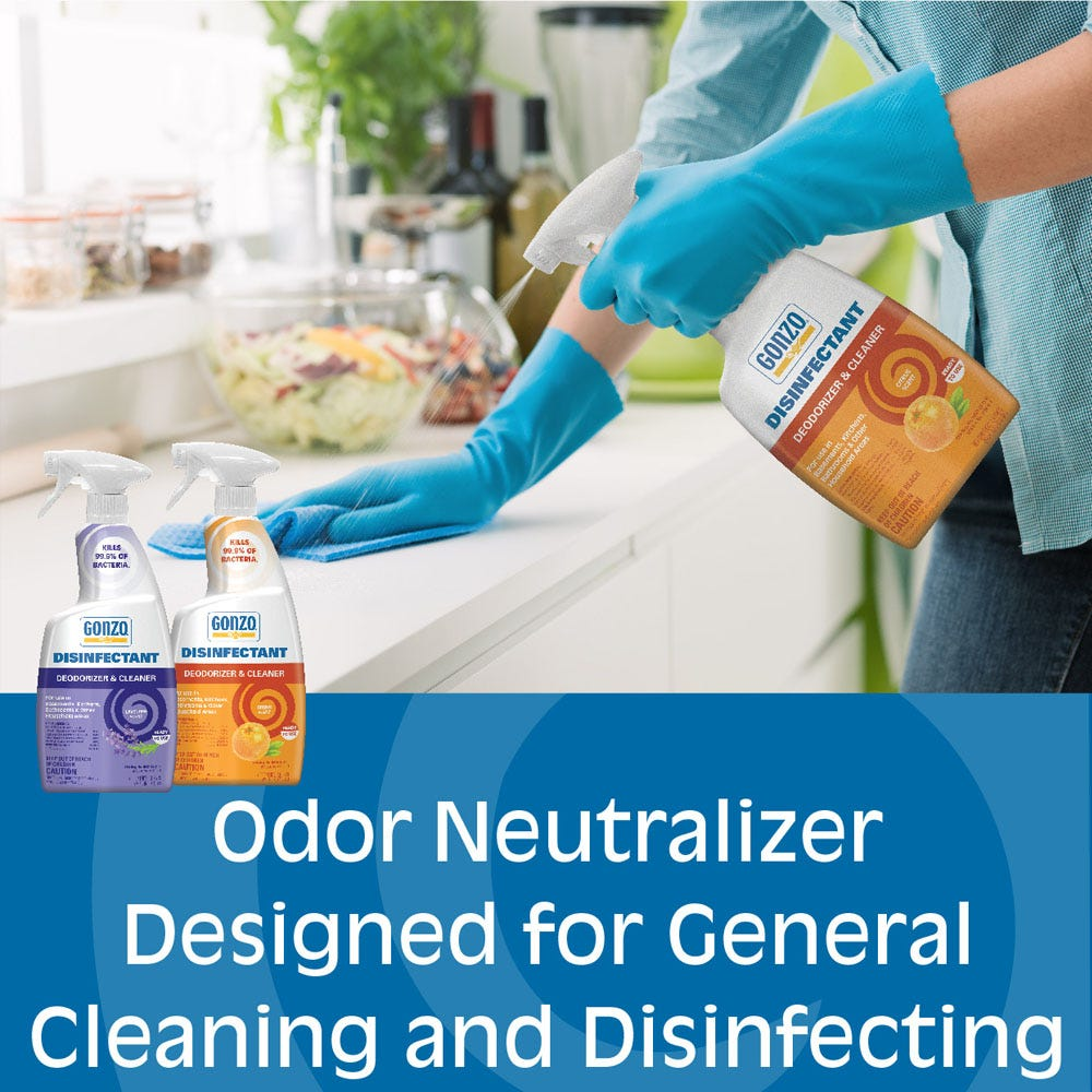 Use for general disinfecting