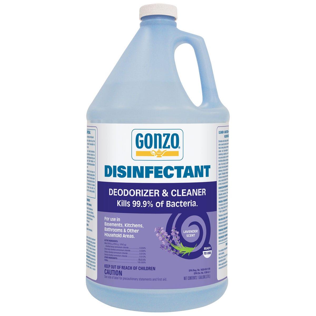 Lavender Disinfectant & Odor Eliminator