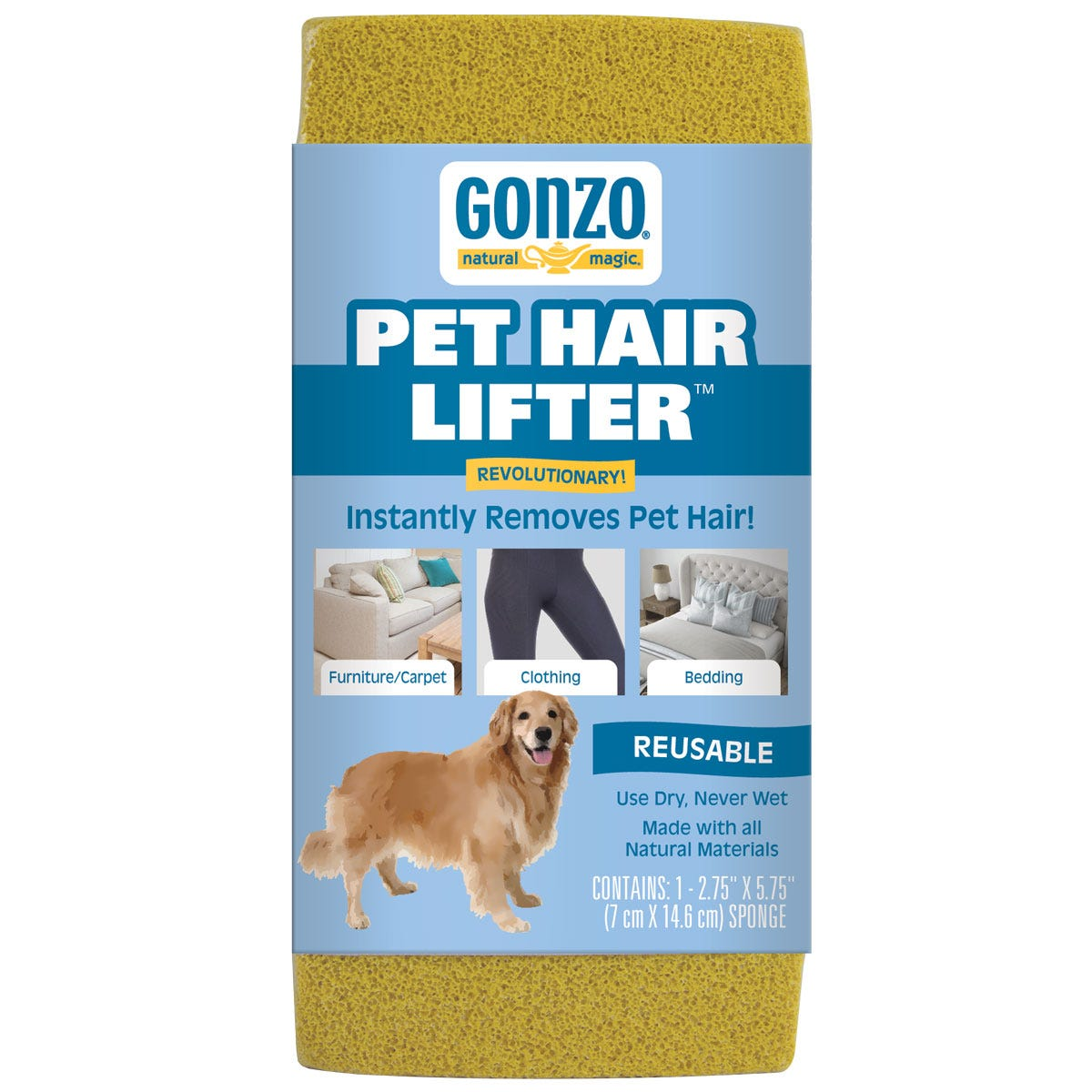 Gonzo Pet Hair Lifter