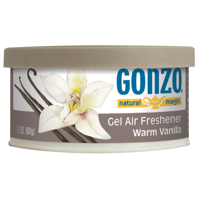 Vanilla Air Freshener Tin